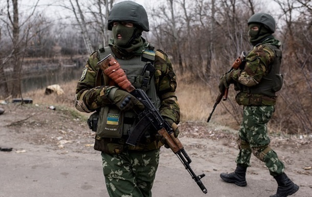 Нацгвардия Украины планирует новый призыв