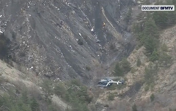 Гибель самолета Germanwings - черный день для Lufthansa