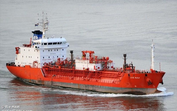 Несмотря на запрет, в порт Керчи зашло иностранное судно