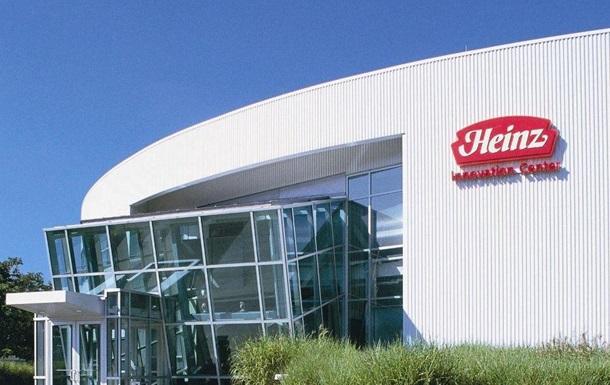 Пищевые гиганты Heinz и Kraft объявили о слиянии