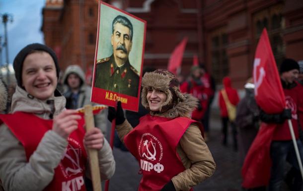 В Санкт-Петербурге хотят установить памятник Сталину