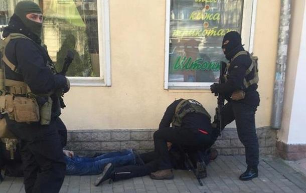 СБУ заявляет о задержании троих диверсантов в Одессе
