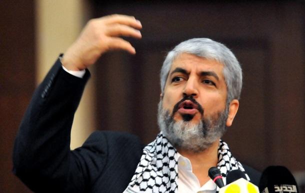 ХАМАС критикует Израиль за  саботаж мирного процесса