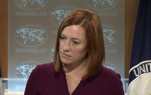 США не хотят втягивать Россию в военный конфликт в Украине – Псаки