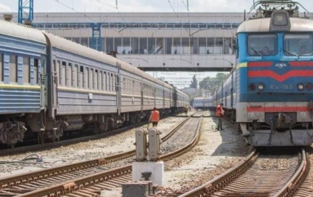Под Киевом эвакуировали 700 пассажиров поезда из-за  минирования