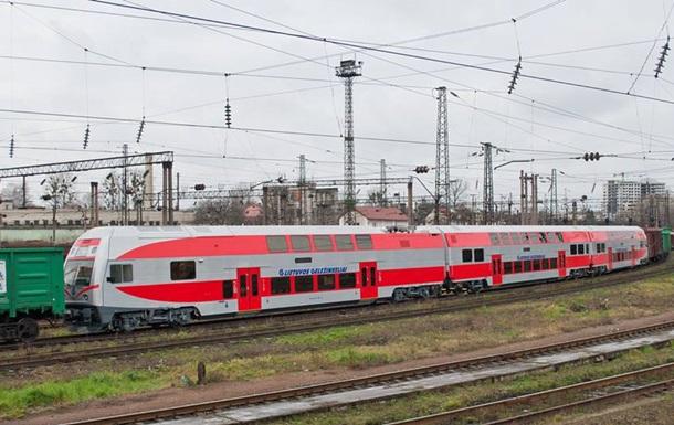 Украина попросила Литву отдать старые электрички