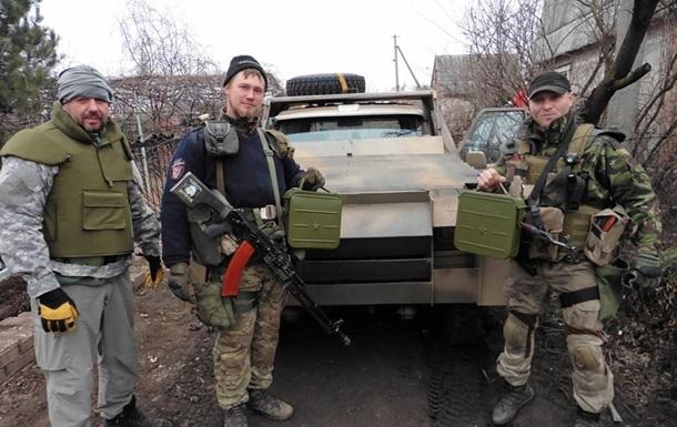 Почему россияне воюют на Донбассе на стороне Киева - AFP