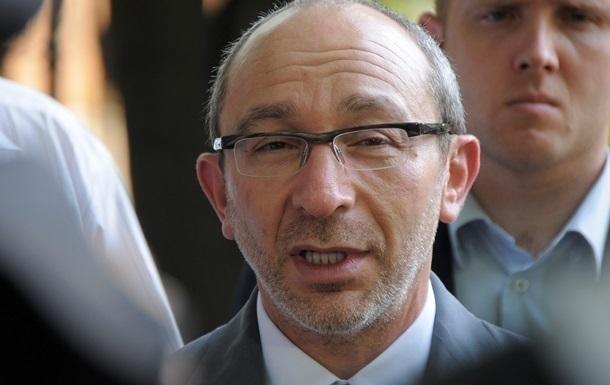 Генпрокуратура передала в суд дело против Кернеса