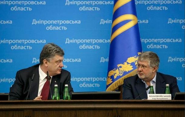 Порошенко и Коломойский говорят, что между ними конфликта нет
