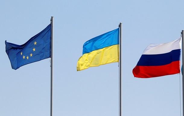 Около половины украинцев за вступление в ЕС и НАТО - опрос