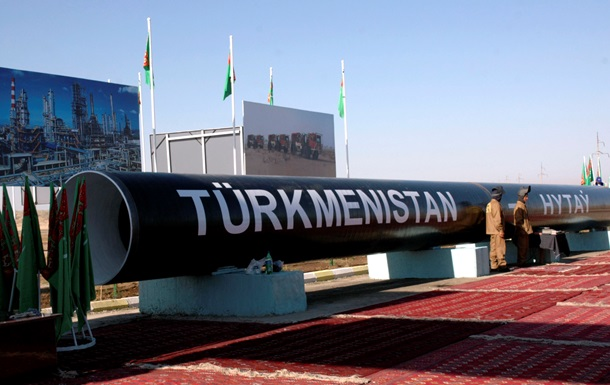 Порошенко: Украина готова к поставкам туркменского газа