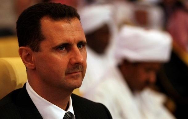 Башар Асад заявил о готовности к диалогу с США