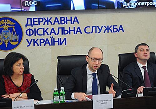 ДФС- структурный наследник Клименко