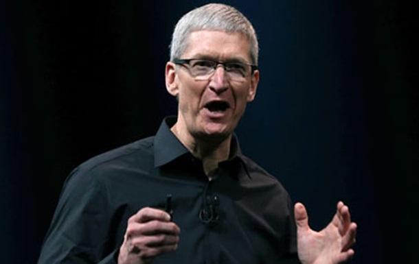 Глава Apple отдаст все деньги на благотворительность