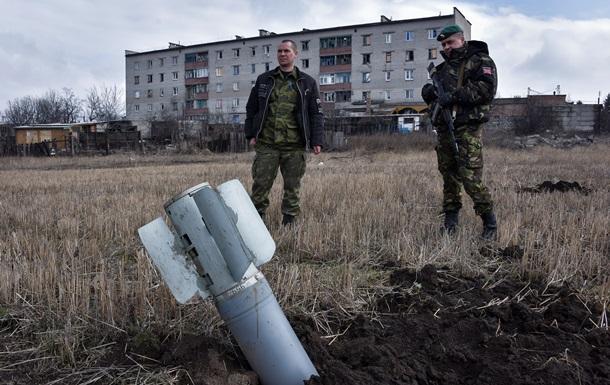 Во время обстрела Широкино погиб мирный житель – МВД