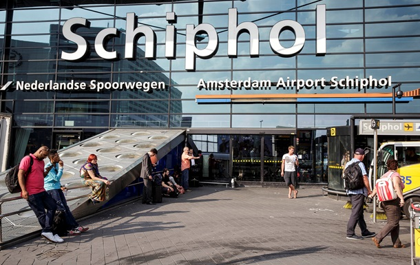 В аэропорту Амстердама восстановлено энергоснабжение