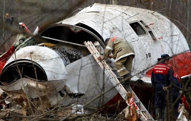 Гибель Качиньского: Польша обвинила смоленских авиадиспетчеров