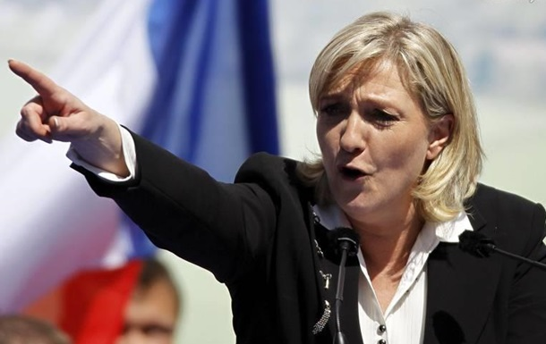 Марин Ле Пен: Украина в Евросоюзе - это сказочная фантазия!