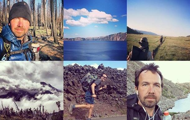 Селфи для выжившего: американец совершил почти невозможное ради фотопроекта