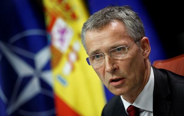 Генсек НАТО призвал Россию к выполнению минских договоренностей