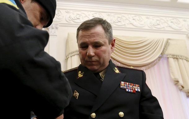 Колишній заступник голови ДСНС Стоєцький звільнений з-під варти