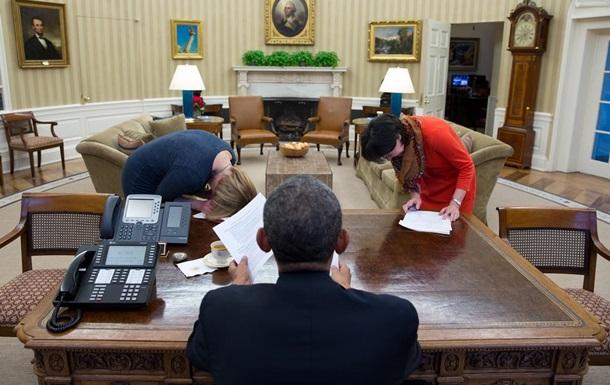 Вопрос летального вооружения для Украины лежит на столе Обамы - Парубий