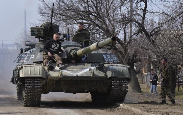 Берлин призывает немедленно прекратить обстрелы на Донбассе