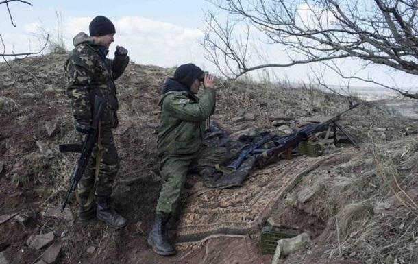 Сутки в АТО: обстрелы вблизи Мариуполя и Широкино