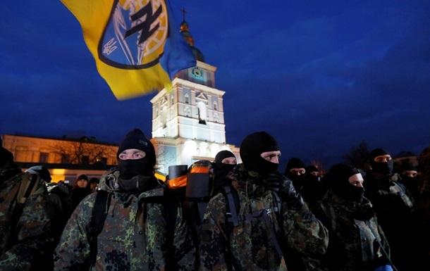 События в Украине раскололи российских националистов – МВД РФ