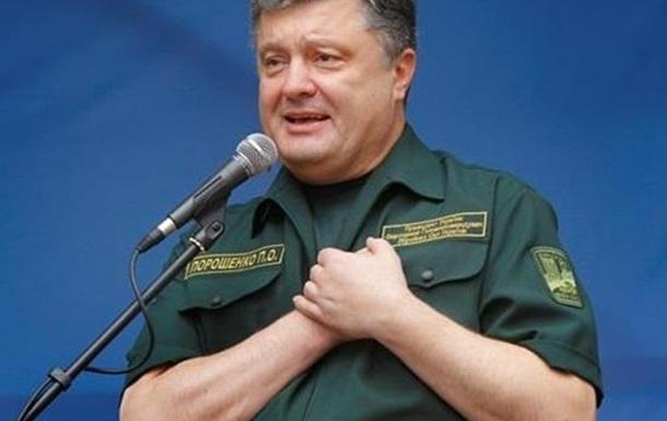 Пять предвыборных сказок Петра Порошенко