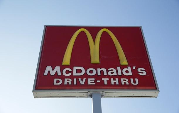 McDonald's начал осваивать ресторанное обслуживание