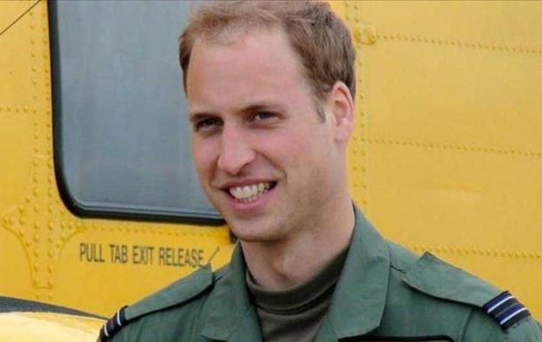 Принц Уильям будет работать пилотом вертолета скорой помощи