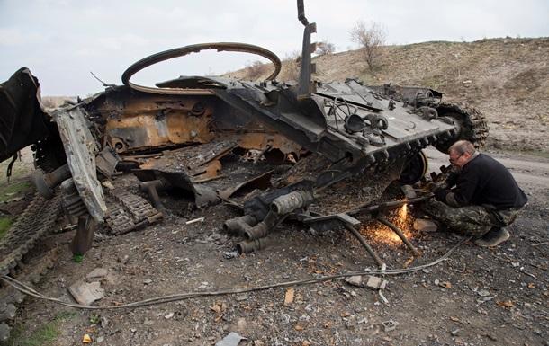 За уничтоженную технику бойцам ВСУ выплачено уже более миллиона гривен