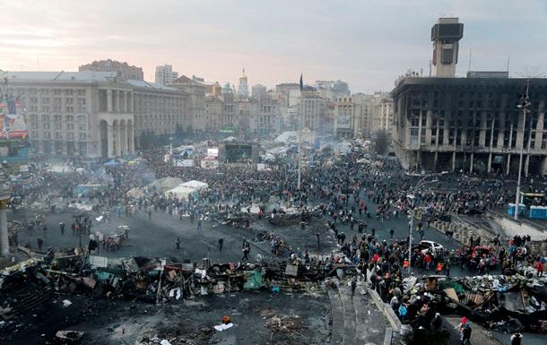 Следов присутствия на Майдане снайперов или  третьей силы  нет – Евросовет