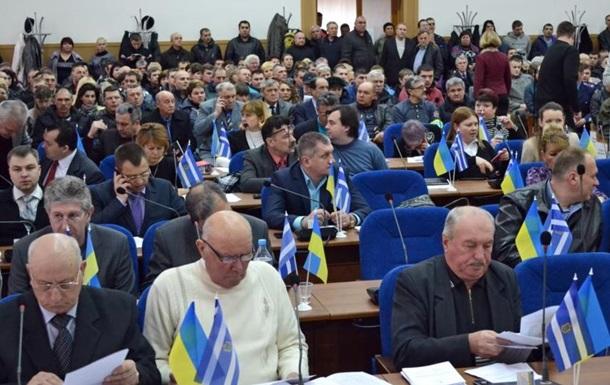 Херсонский горсовет признал Россию страной-агрессором