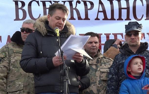Координатора  батальонного братства  выдворили в Россию