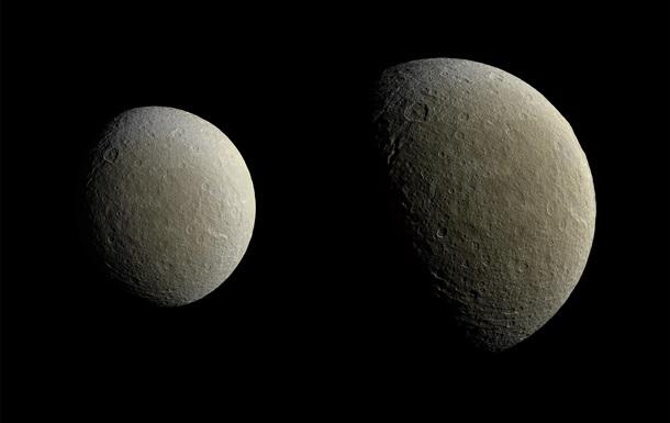 Опубликованы самые четкие снимки второго по величине спутника Сатурна