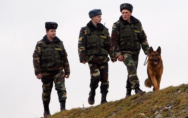 На украинской границе с Приднестровьем произошла стрельба