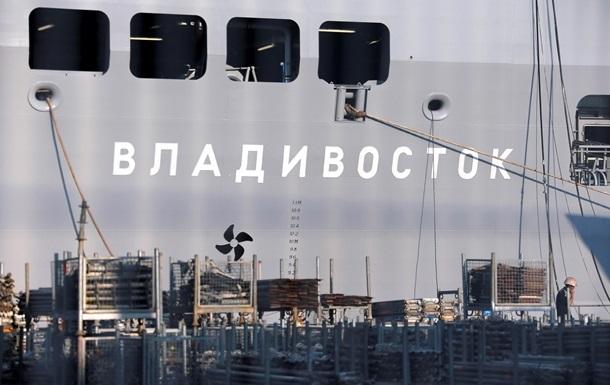 В Кремле прокомментировали шутку о Мистралях