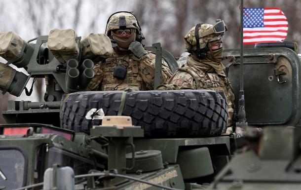 НАТО начинает учения новых сил повышенной боеготовности