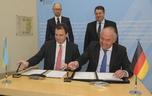 Украина получит от Германии полмиллиарда на восстановление Востока