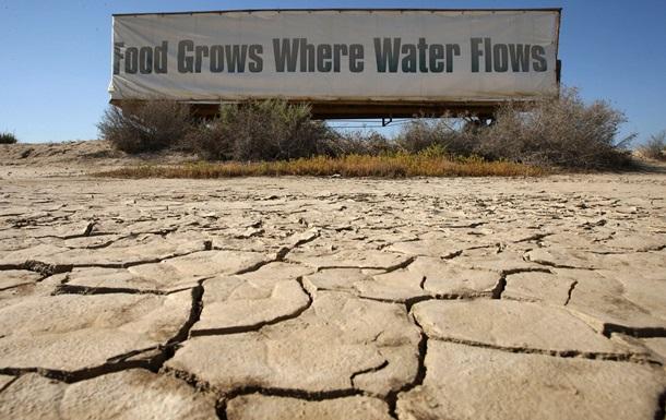 Власти Калифорнии ограничивают потребление воды