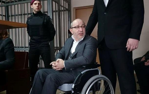Суд по делу против Кернеса перенесли в Полтаву