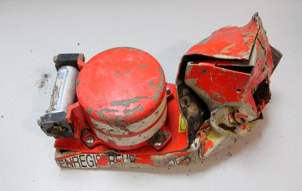 Обнаружен второй  черный ящик  рухнувшего самолета А320