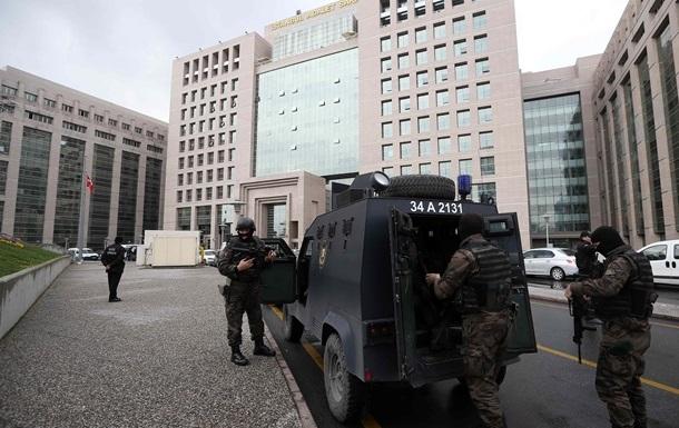 В Турции арестованы около 40 левых экстремистов