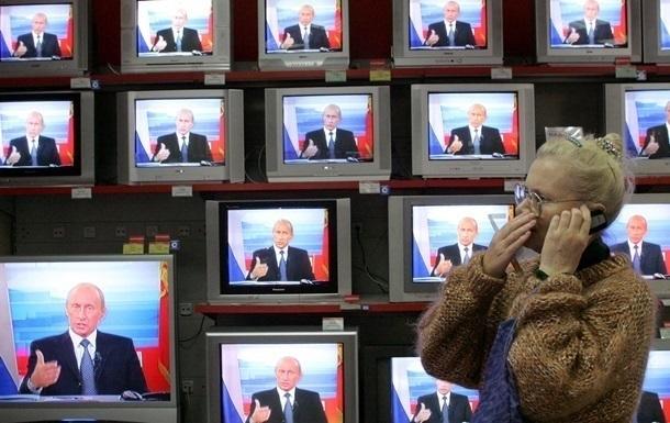 В Украину не будут пускать новые российские телеканалы