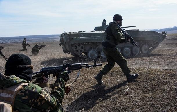 Сутки в АТО: обстрелы Широкино и бои вблизи шахты Бутовка