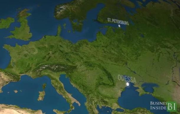 Business Insider показал, как выглядела бы Земля, если бы растаял весь лед