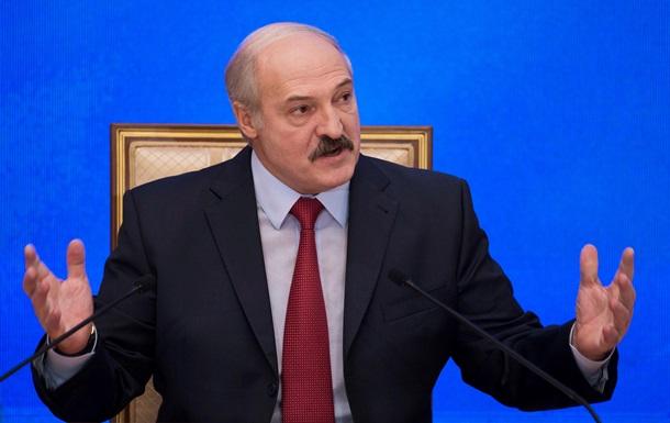 Лукашенко не исключает, что Россия поставляет оружие сепаратистам