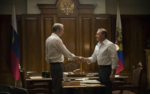 Сериал  Карточный домик  получит четвертый сезон